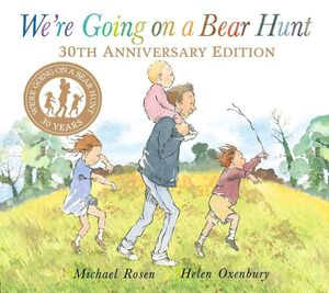 WE RE GOING A BEAR HUNT