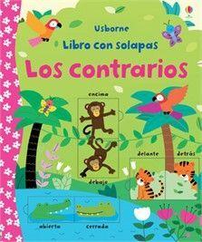 LIBROS CON SOLAPAS. LOS CONTRARIOS