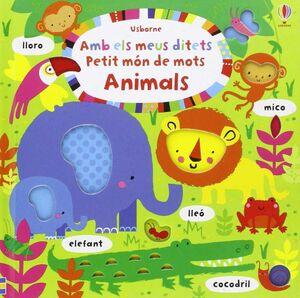 AMB ELS MEUS DITETS. ANIMALS