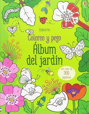 ALBUM DEL JARDIN
