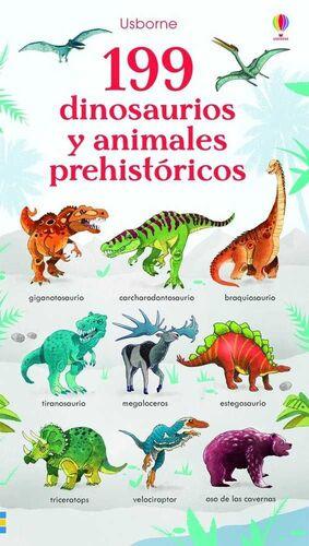 199 DINOSAURIOS Y ANIMALES PREHISTÓRICOS