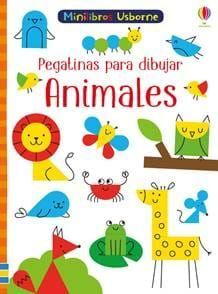 PEGATINAS PARA DIBUJAR. ANIMALES