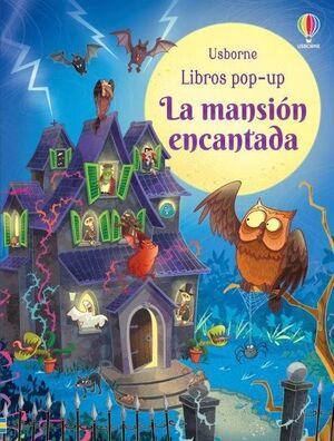 LIBRO POP UP. LA MANSION ENCANTADA