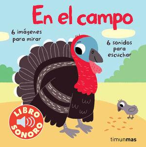 EN EL CAMPO. LIBRO SONORO