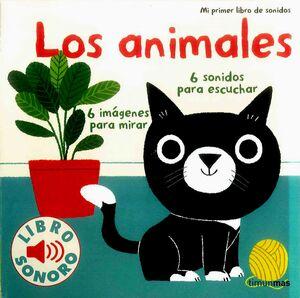 LOS ANIMALES. LIBRO SONORO