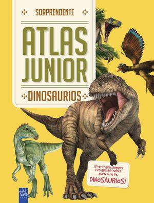 ATLAS JUNIOR. DINOSAURIOS