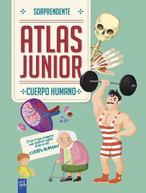 ATLAS JUNIOR. CUERPO HUMANO
