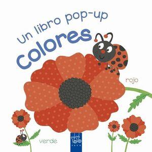 UN LIBRO POP-UP. COLORES