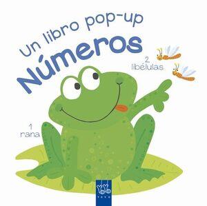 UN LIBRO POP-UP. NÚMEROS