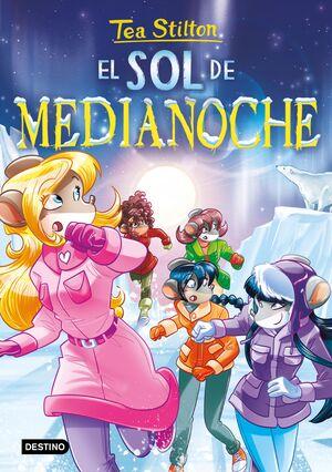 TEA STILTON 42. EL SOL DE MEDIANOCHE