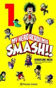 MY HERO ACADEMIA. SMASH!! 1