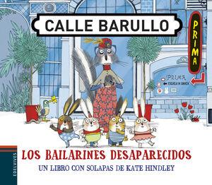 CALLE BARULLO 2. LOS BAILARINES DESAPARECIDOS