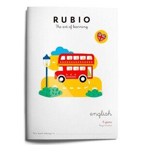 RUBIO ENGLISH 6 YEARS BEGINNERS