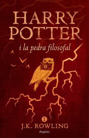HARRY POTTER 1.  I LA PEDRA FILOSOFAL