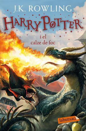 HARRY POTTER 4. I EL CALZE DE FOC