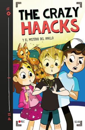 CRAZY HAACKS 2. Y EL MISTERIO DEL ANILLO
