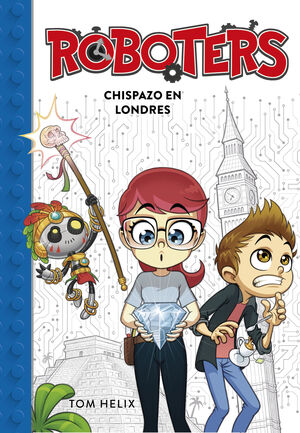 ROBOTERS 3. CHISPAZO EN LONDRES
