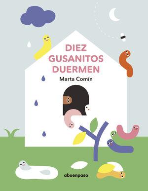 DIEZ GUSANITOS DUERMEN