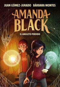 AMANDA BLACK 2. EL AMULETO PERDIDO