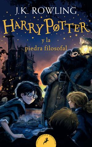 HARRY POTTER 1. Y LA PIEDRA FILOSOFAL