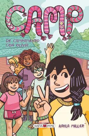 CAMP. DE CAMPAMENTO CON OLIVIA