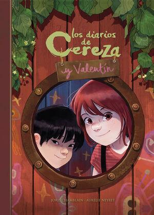 LOS DIARIOS DE CEREZA Y VALENTIN 1
