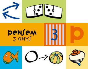 PENSEM 3 ANYS