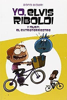 YO, ELVIS RIBOLDI 5. Y MURFI EL EXTRATERRESTRE