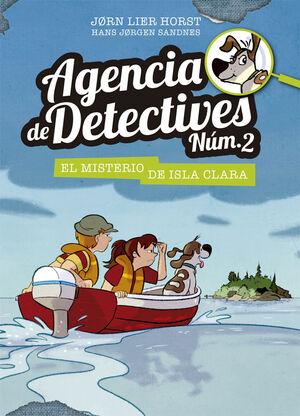 AGENCIA DE DETECTIVES NÚM. 2 - 5. EL MISTERIO DE ISLA CLARA
