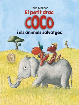 EL PETIT DRAC COCO 24. I ELS ANIMALS SALVATGES