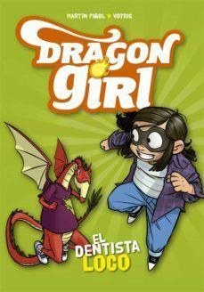 DRAGON GIRL 2. EL DENTISTA LOCO