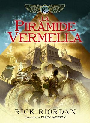 KANE 1. LA PIRÀMIDE VERMELLA