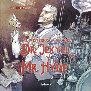 EL MISTERIOSO CASO DEL DR. JEKYLL Y MR. HYDE