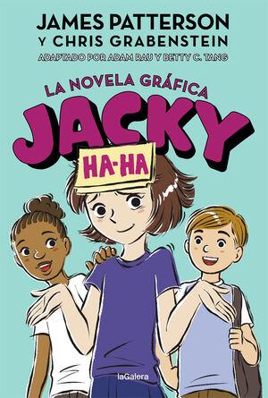 JACKY HA-HA. LA NOVELA GRÁFICA