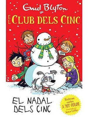 EL CLUB DELS CINC 7. EL NADAL DELS CINC