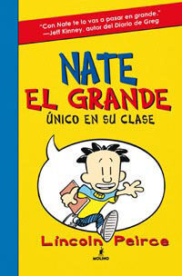 NATE EL GRANDE 1. ÚNICO EN SU CLASE