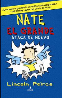 NATE EL GRANDE 2. ATACA DE NUEVO