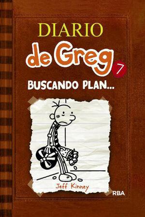 DIARIO DE GREG 7. BUSCANDO PLAN...