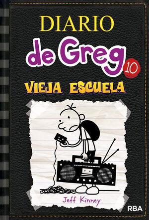 DIARIO DE GREG 10. VIEJA ESCUELA