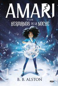 AMARI 1 Y LOS HERMANOS DE LA NOCHE