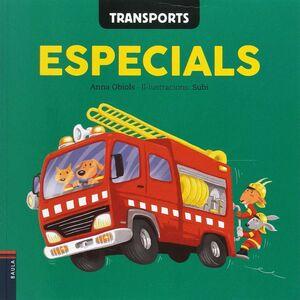 TRANSPORTS ESPECIALS