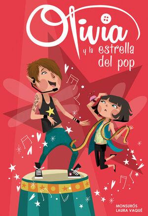 OLIVIA 4. OLIVIA Y LA ESTRELLA DEL POP