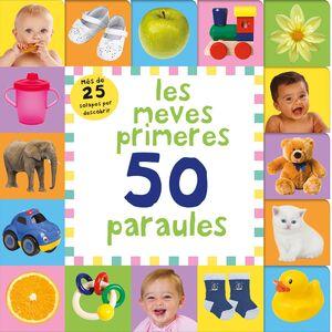 LES MEVES PRIMERES 50 PARAULES