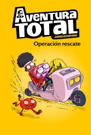 AVENTURA TOTAL 4. OPERACIÓN RESCATE