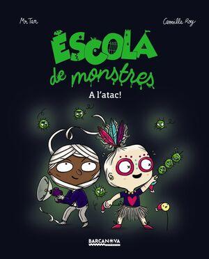 ESCOLA DE MONSTRS 1. A L'ATAC!