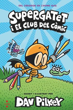 SUPERGATET I EL CLUB DEL CÒMIC 1