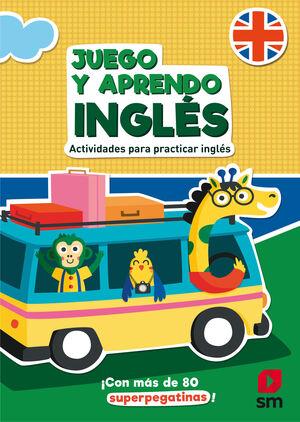 JUEGO Y APRENDO INGLÉS