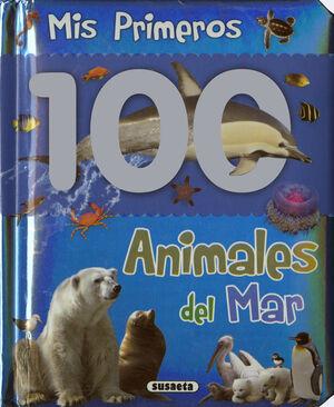 MIS PRIMEROS 100. ANIMALES DEL MAR