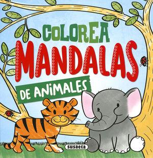 COLOREA MANDALAS. ANIMALES