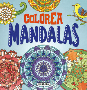 COLOREA MANDALAS